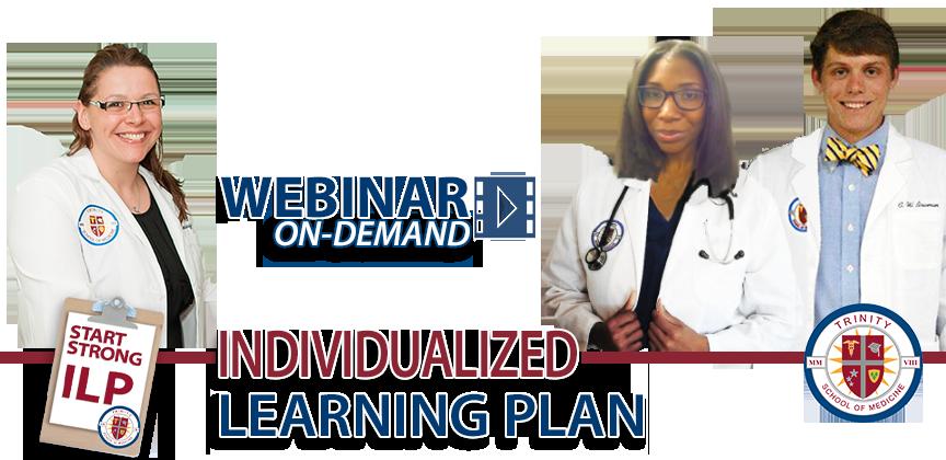 Succeed in Med School: Individualized Learning Plan On-Demand Webinar