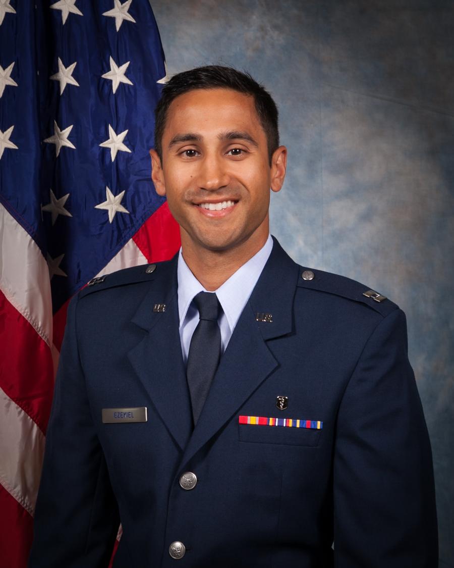 Dr. Clinton Ezekiel, MD, USAF