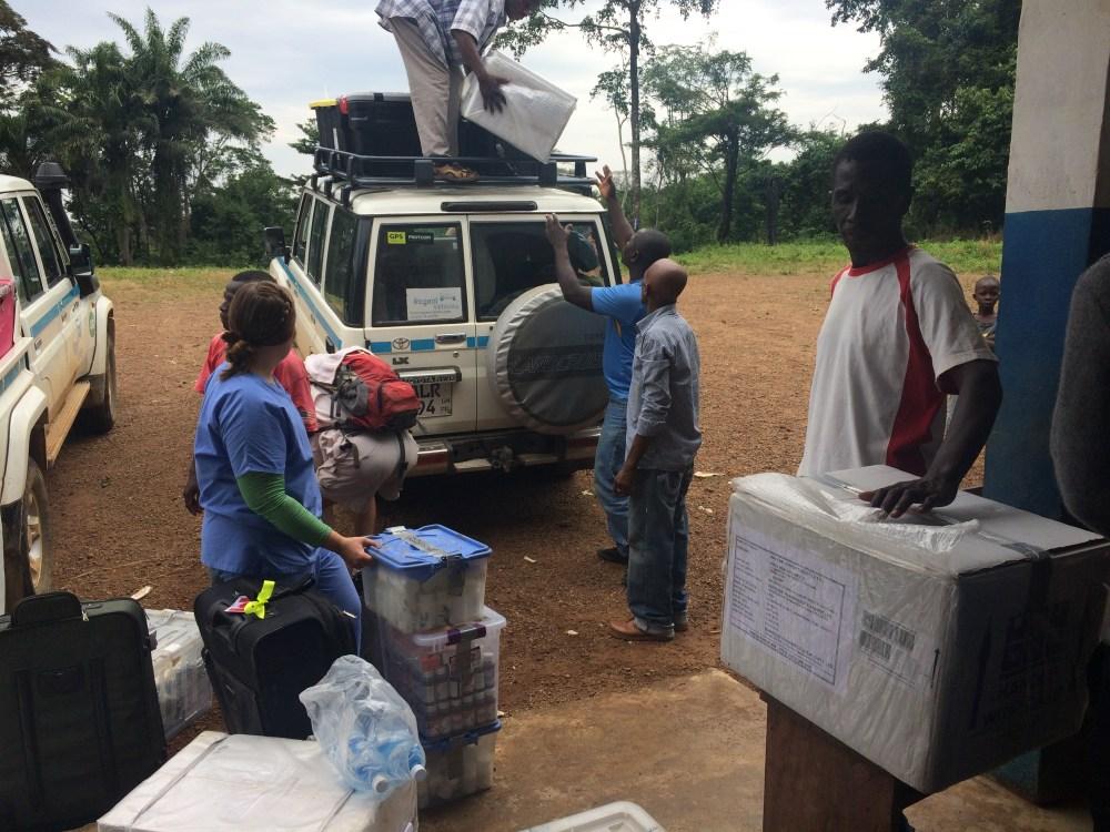 Supplies in Bunabu