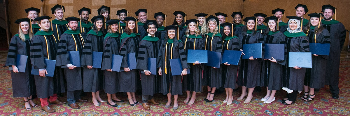 Please Join Us in Congratulating the Trinity School of Medicine Class of 2016!