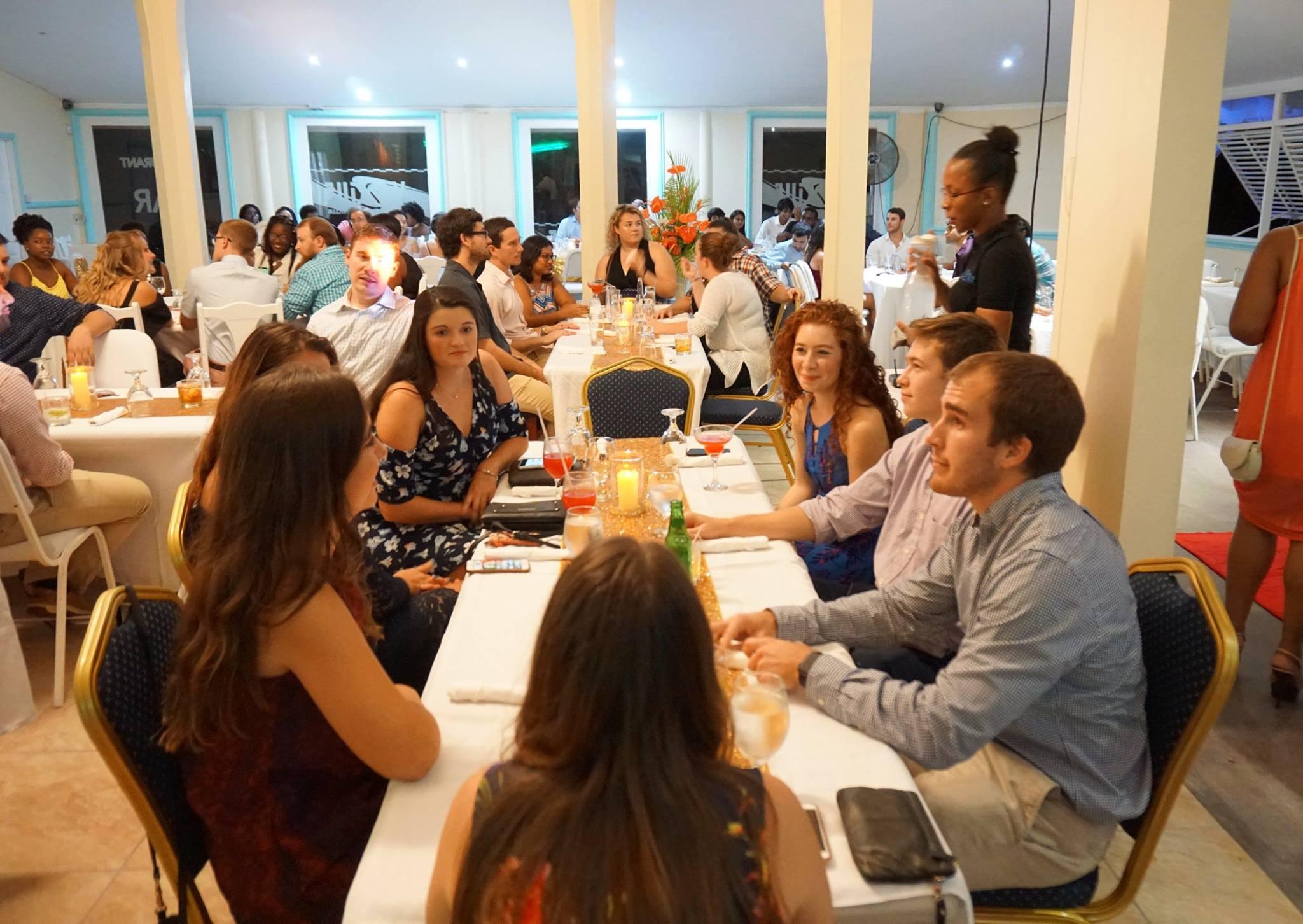 Trinity School of Medicine Students Hold Fall Follies Event