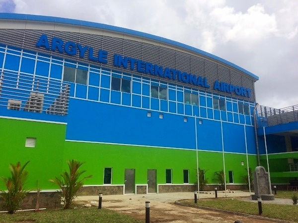 St. Vincent & the Grenadines opens New International Airport; Trinity Students Take Part in Major Safety Training