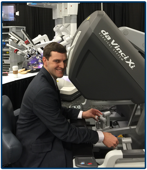 2015 Trinity Graduate Presents at American Surgical Society Meeting