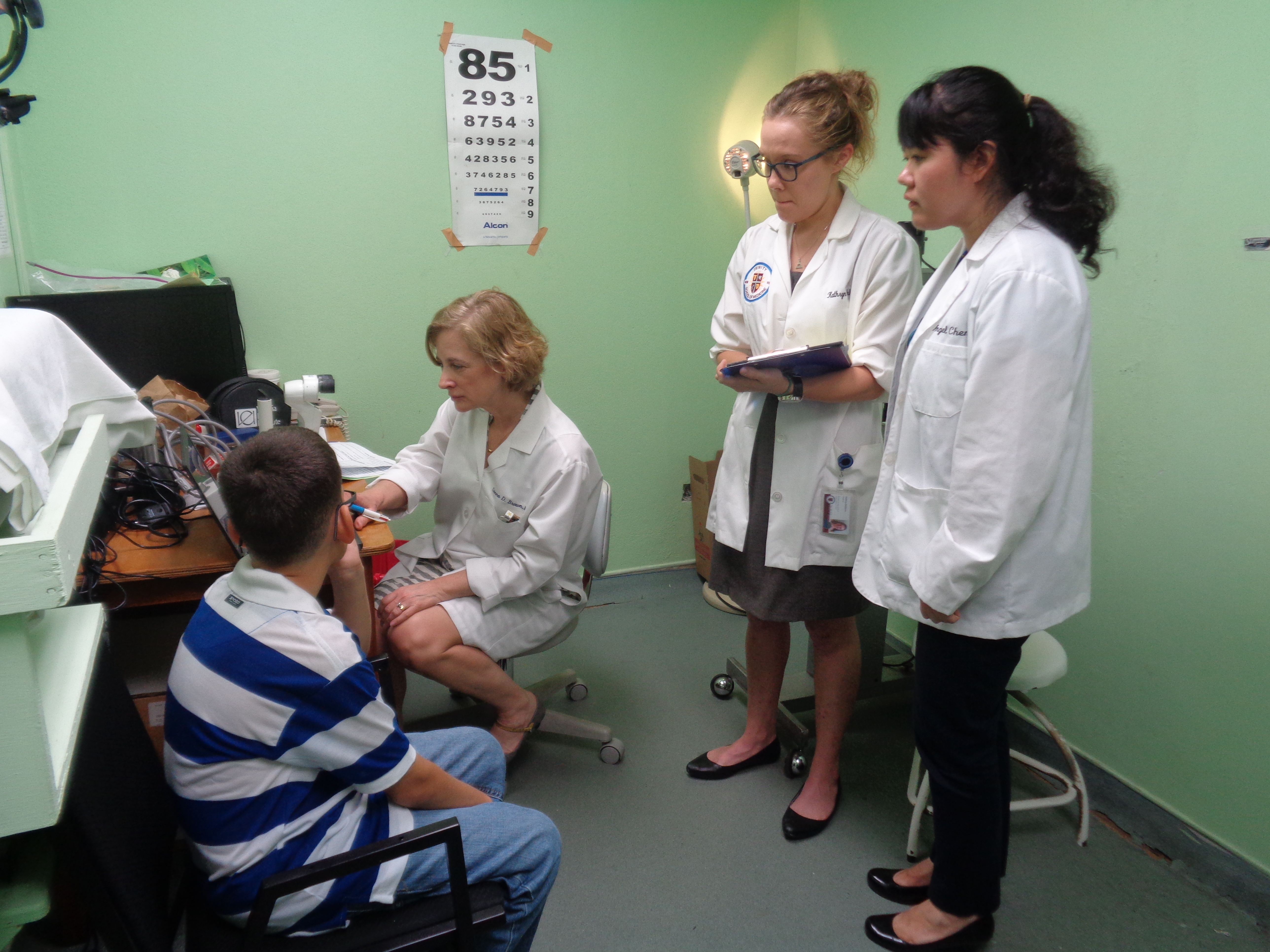 World Pediatric Project and Trinity 5th Term Students Bring Additional Expert Care to SVG Children