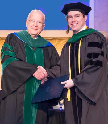 Trinity School of Medicine Alumni Spotlight: Dr. Christopher Saling